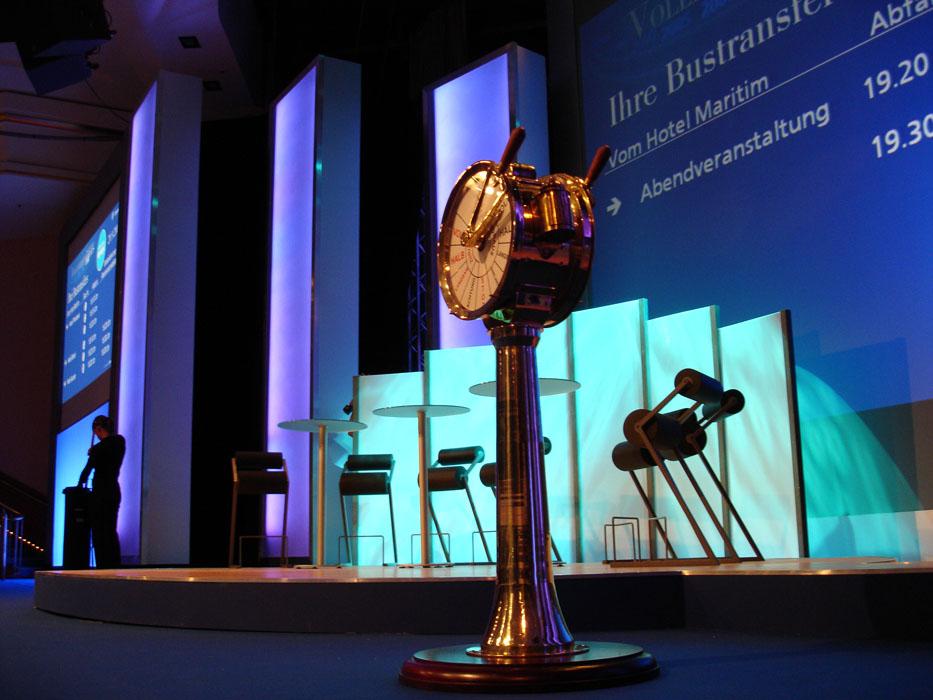 Bühnengestaltung Bonnfinanz