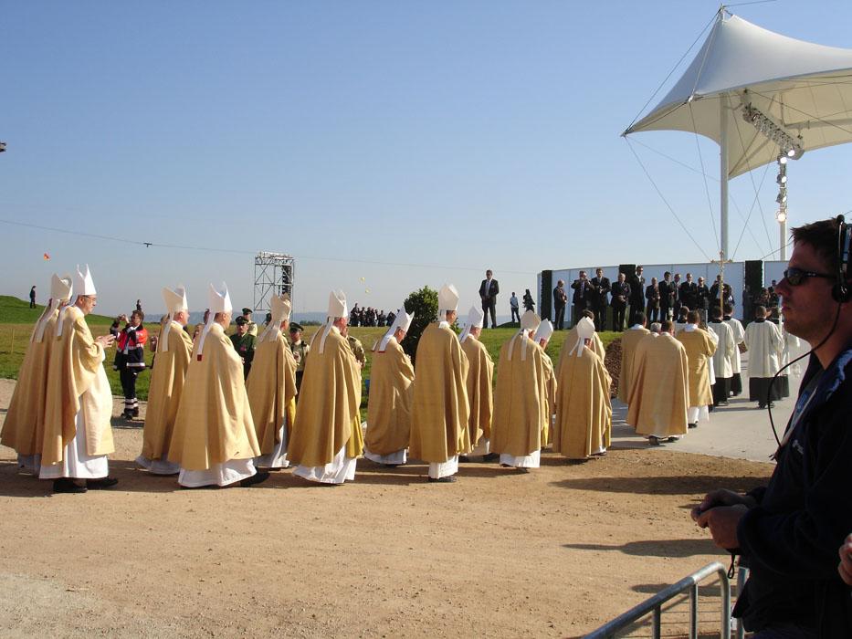 Papst-Besuch in Regensburg